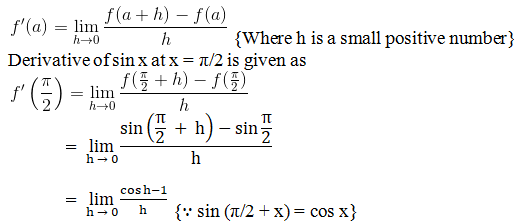 RD Sharma Solutions for Class 11 Maths Chapter 30 – Derivatives - image 8