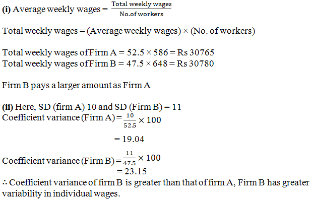 RD Sharma Solutions for Class 11 Maths Chapter 32 – Statistics - image 100
