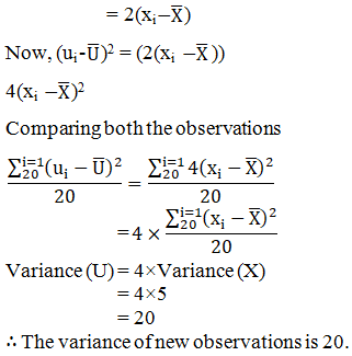 RD Sharma Solutions for Class 11 Maths Chapter 32 – Statistics - image 69