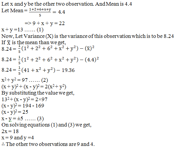RD Sharma Solutions for Class 11 Maths Chapter 32 – Statistics - image 72