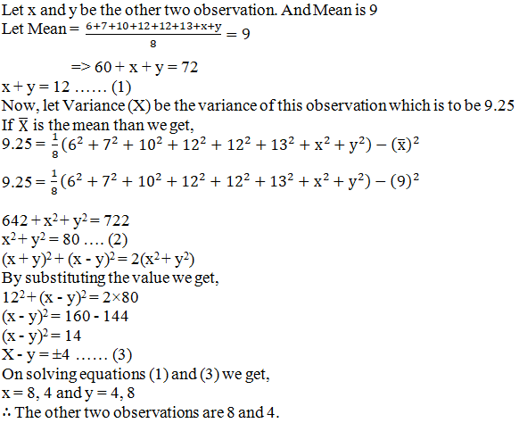 RD Sharma Solutions for Class 11 Maths Chapter 32 – Statistics - image 75