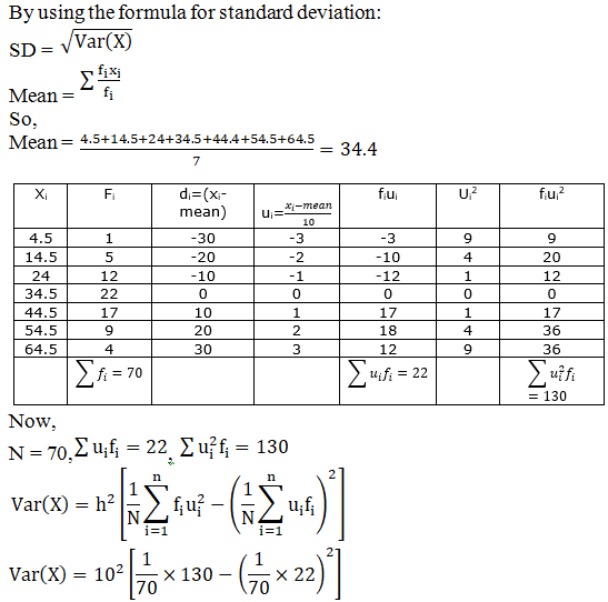 RD Sharma Solutions for Class 11 Maths Chapter 32 – Statistics - image 76