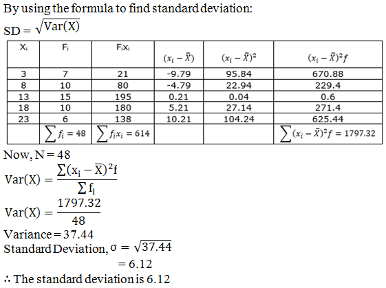 RD Sharma Solutions for Class 11 Maths Chapter 32 – Statistics - image 85