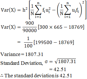 RD Sharma Solutions for Class 11 Maths Chapter 32 – Statistics - image 90