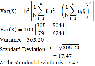 RD Sharma Solutions for Class 11 Maths Chapter 32 – Statistics - image 92