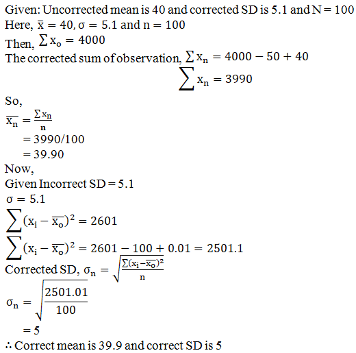 RD Sharma Solutions for Class 11 Maths Chapter 32 – Statistics - image 93
