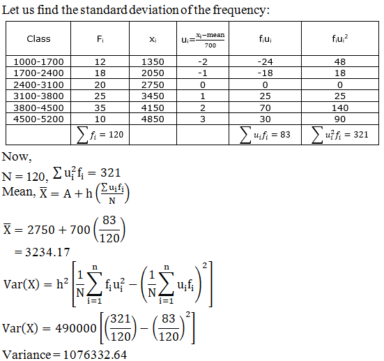 RD Sharma Solutions for Class 11 Maths Chapter 32 – Statistics - image 98