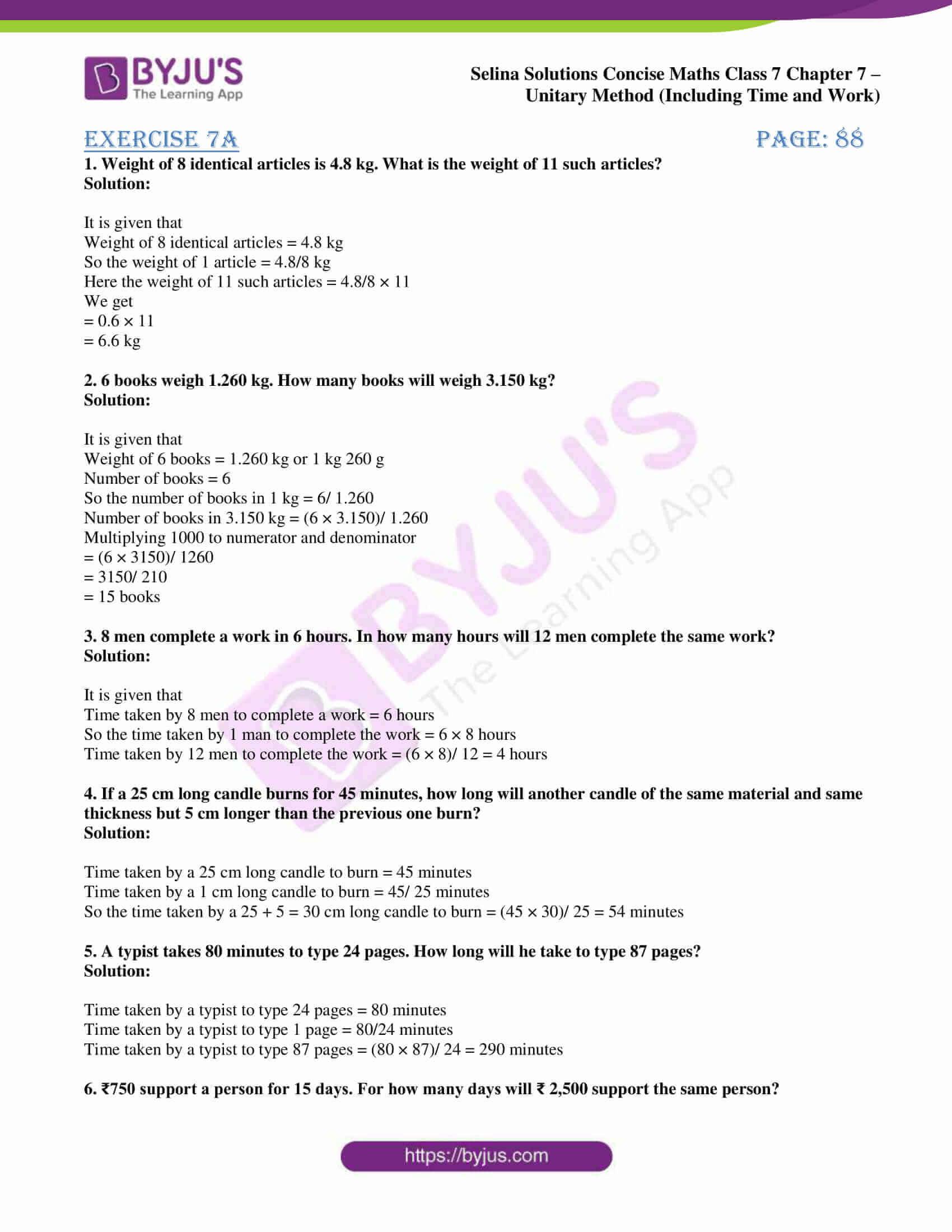 selina sol concise maths class 7 ch7 ex 7a 1