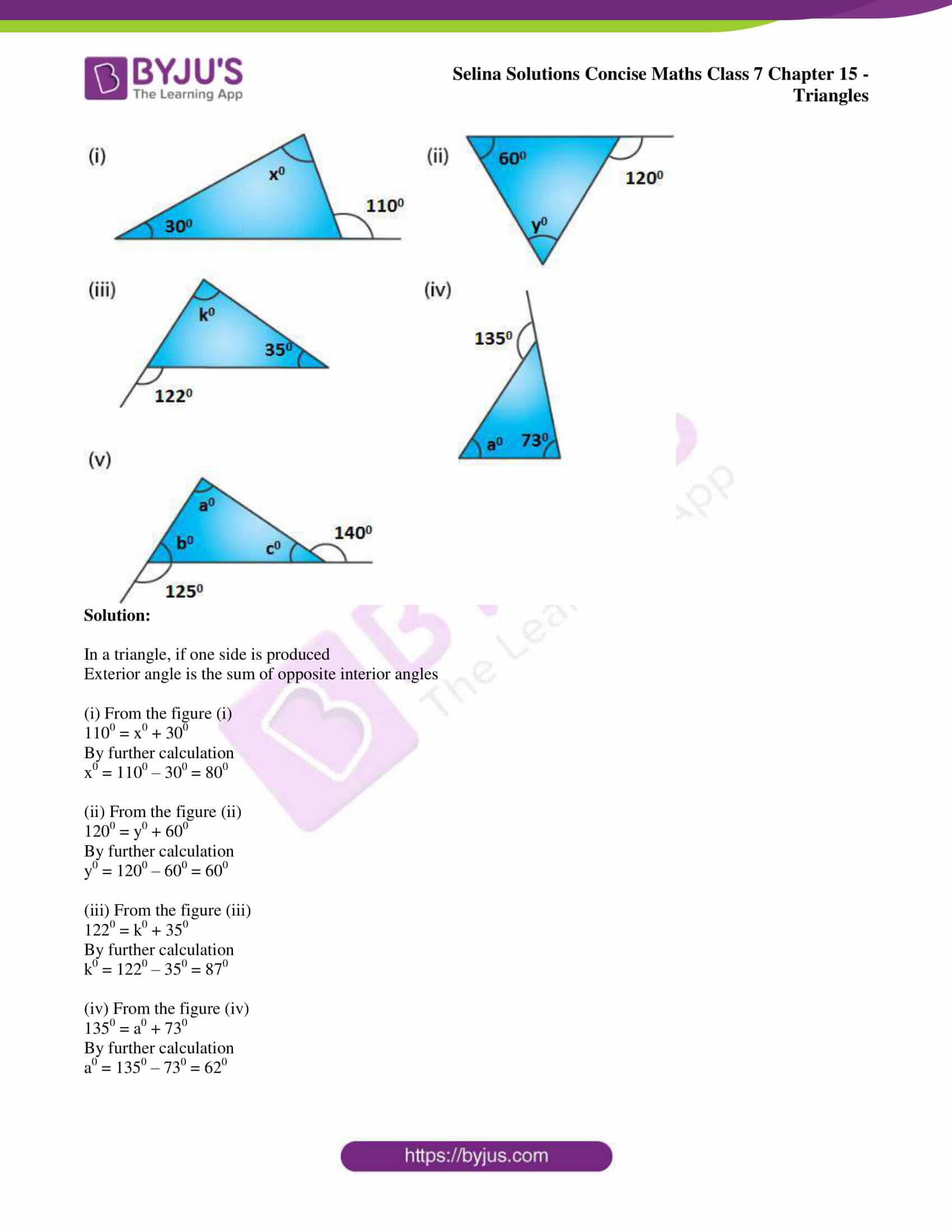 selina sol concise maths class 7 chapter 15 ex a 8