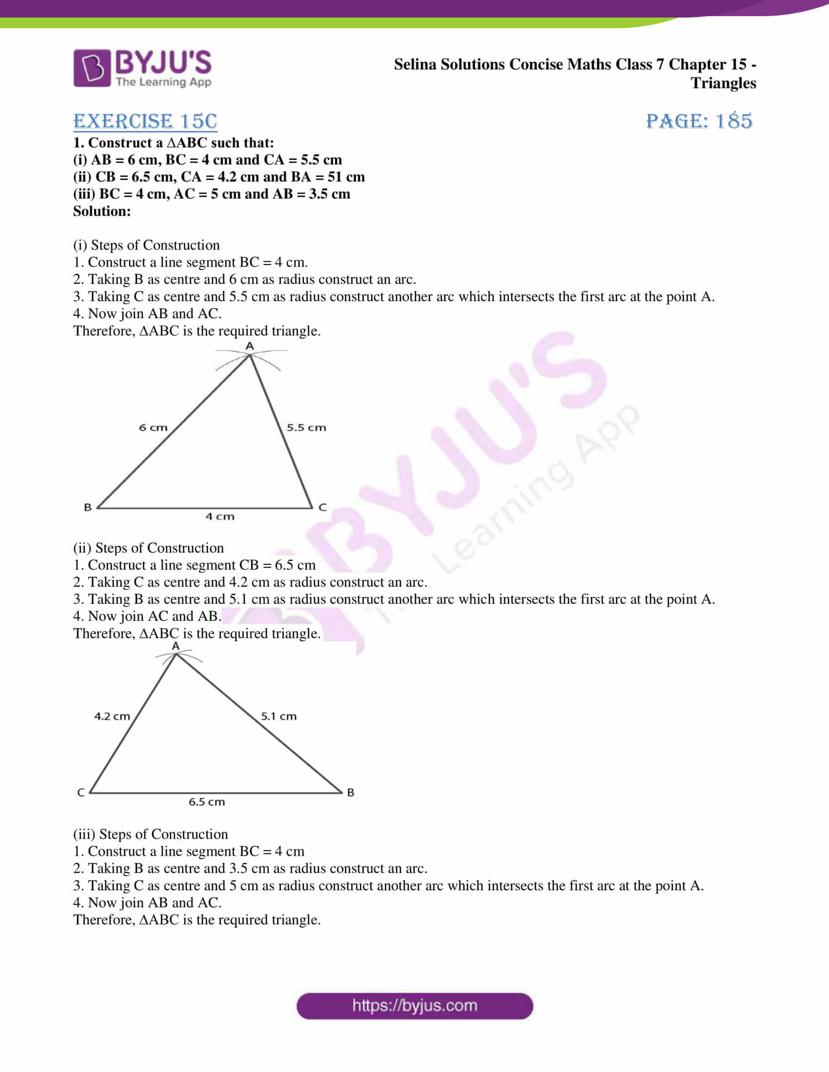 selina sol concise maths class 7 chapter 15 ex c 01