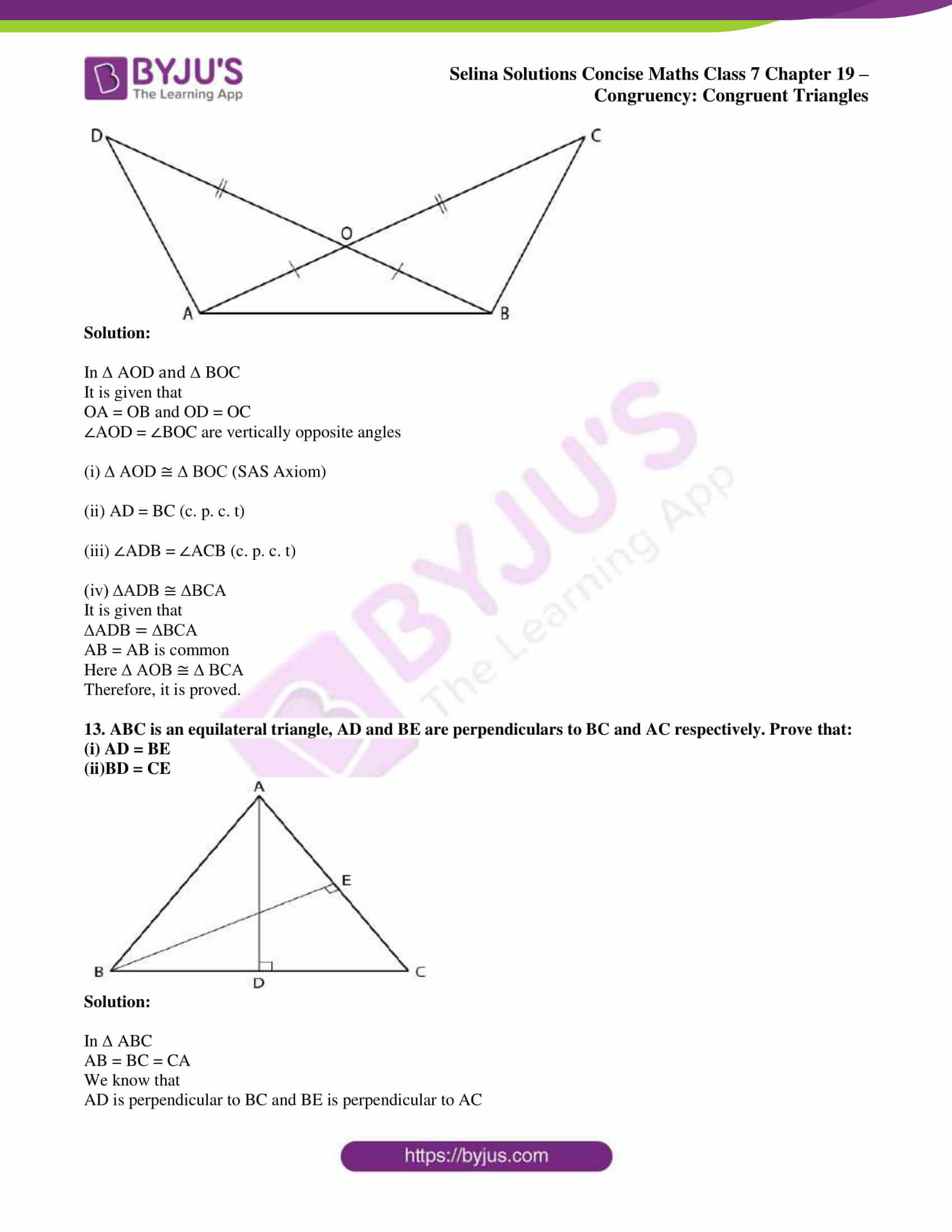 selina sol concise maths class 7 chapter 19 09