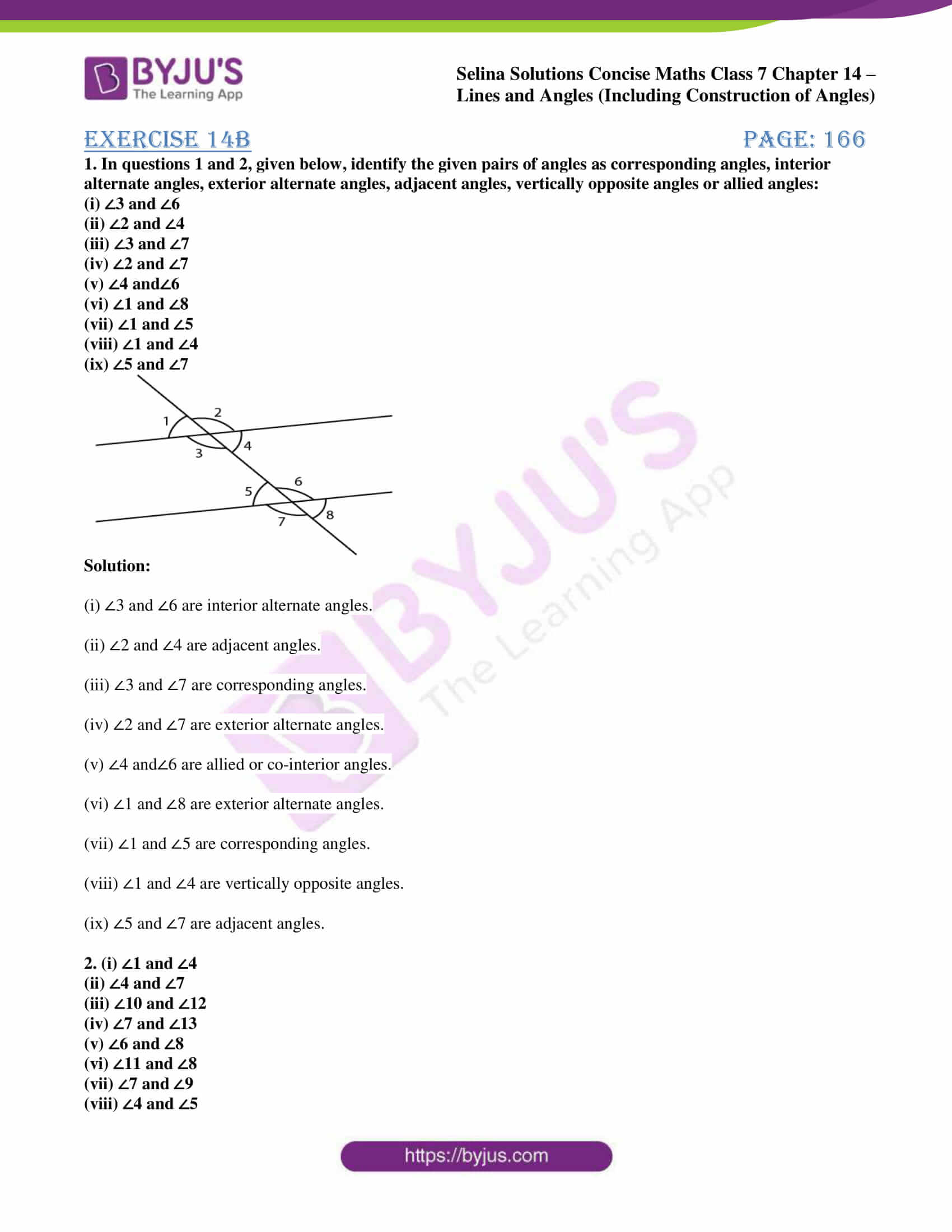 selina solution concise maths class 7 ch 14b 01