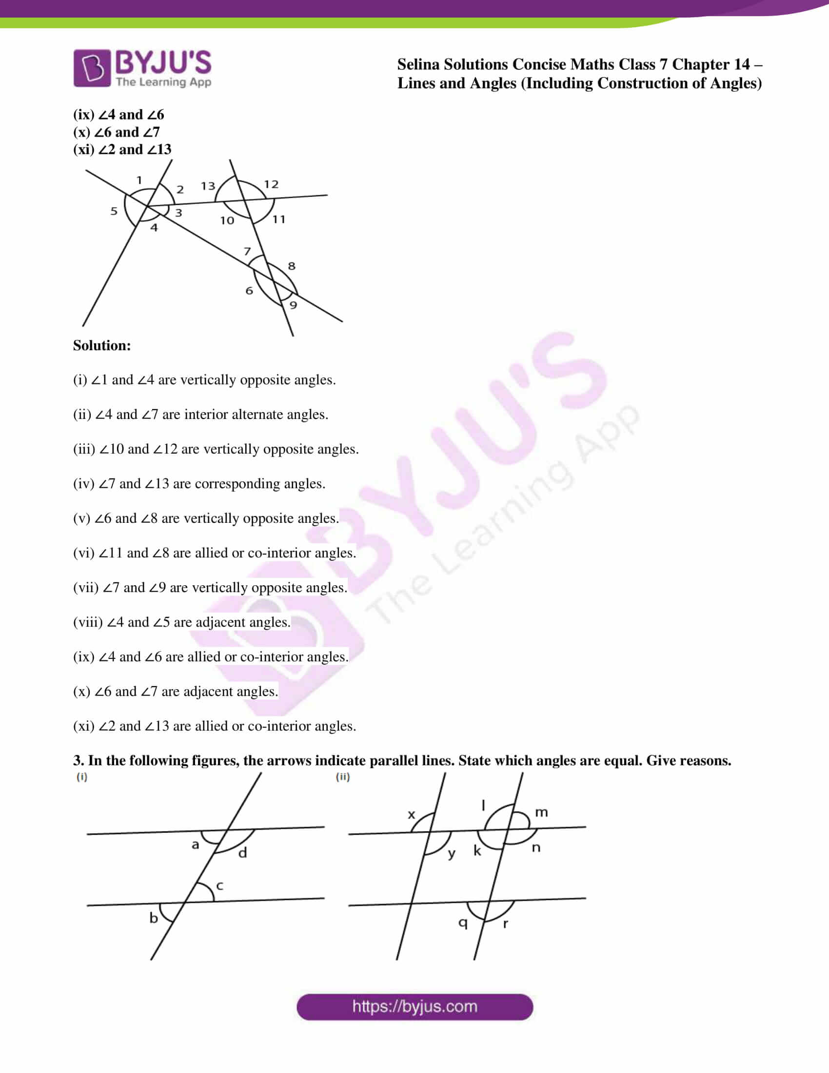 selina solution concise maths class 7 ch 14b 02