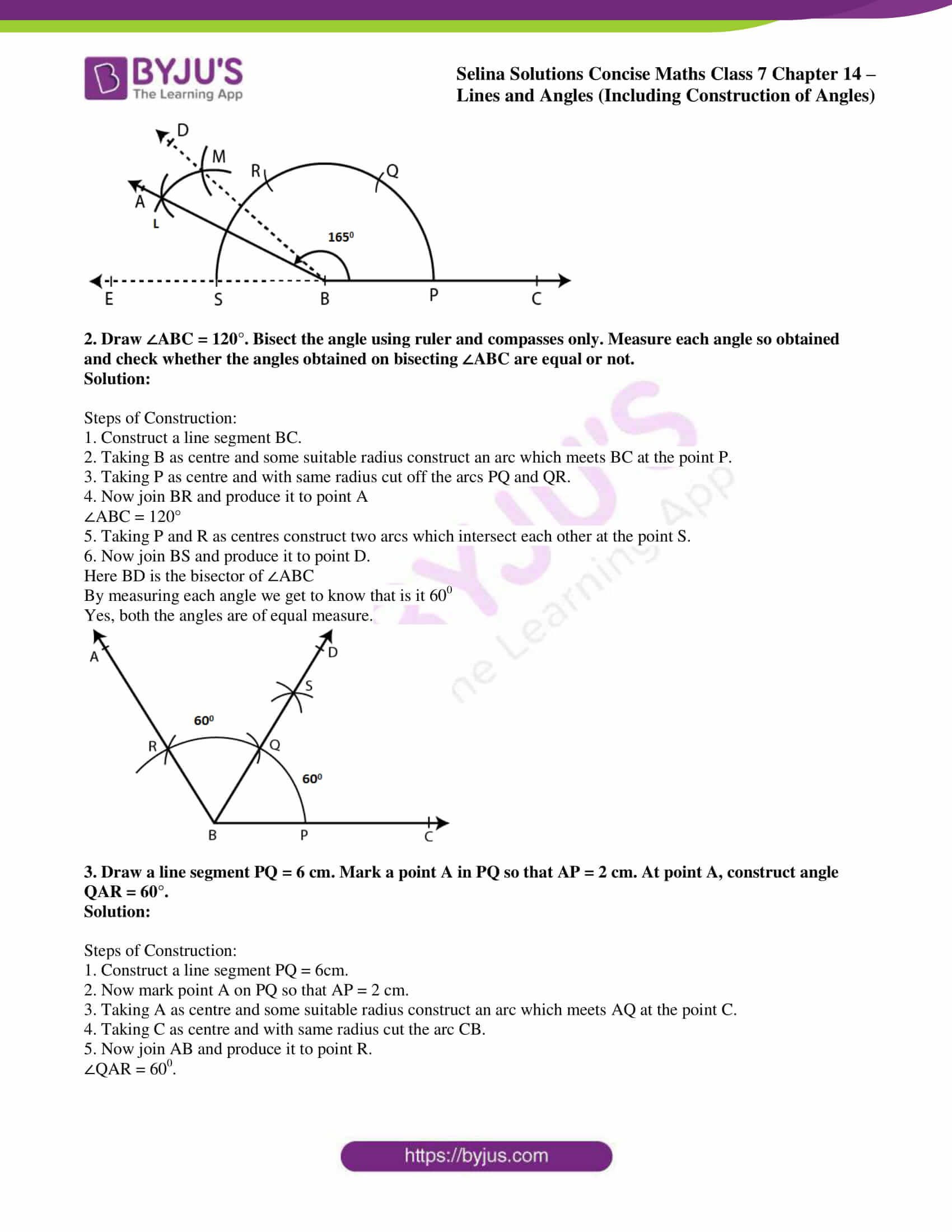 selina solution concise maths class 7 ch 14c 3