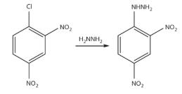 Synthesis of 2,4-Dinitrophenylhydrazine