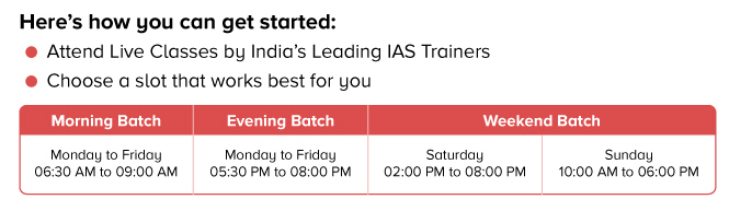 IAS BHLP Batch Details