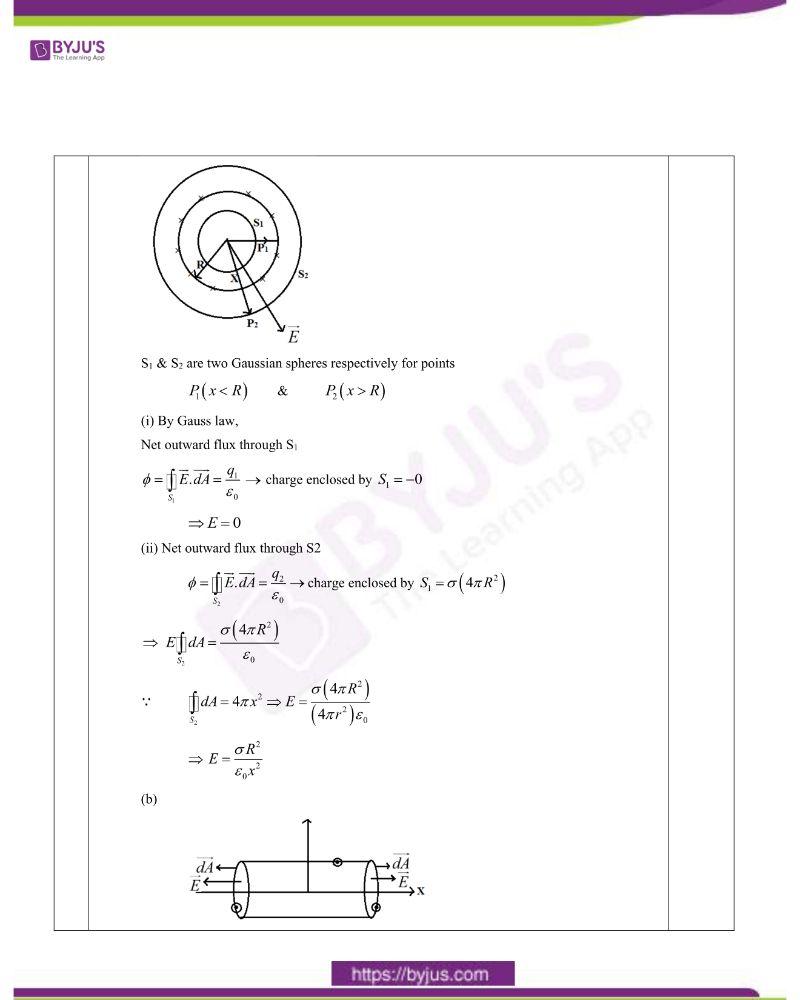 CBSE Class 12 Physics Question Paper Set 1 Solution 2020 12
