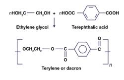 Terylene Polymer
