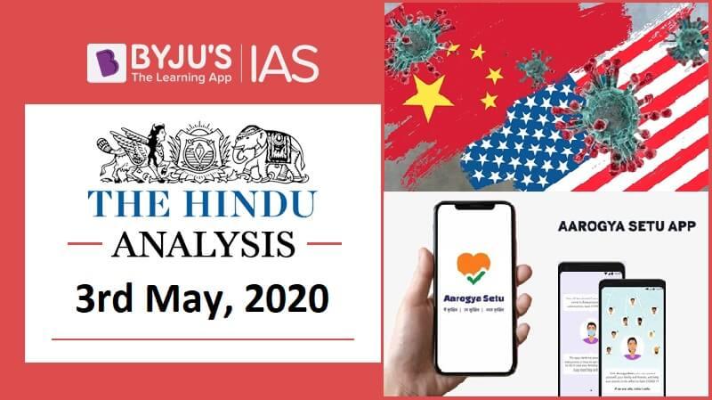 2nd May 2020 Video Analysis