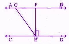Class 9 Maths chapter 6 MCQS 2