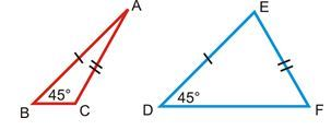 Why SSA and AAA congruency rules are not valid?