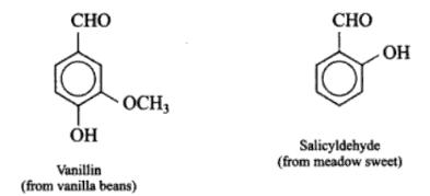 General Properties of Aldehydes