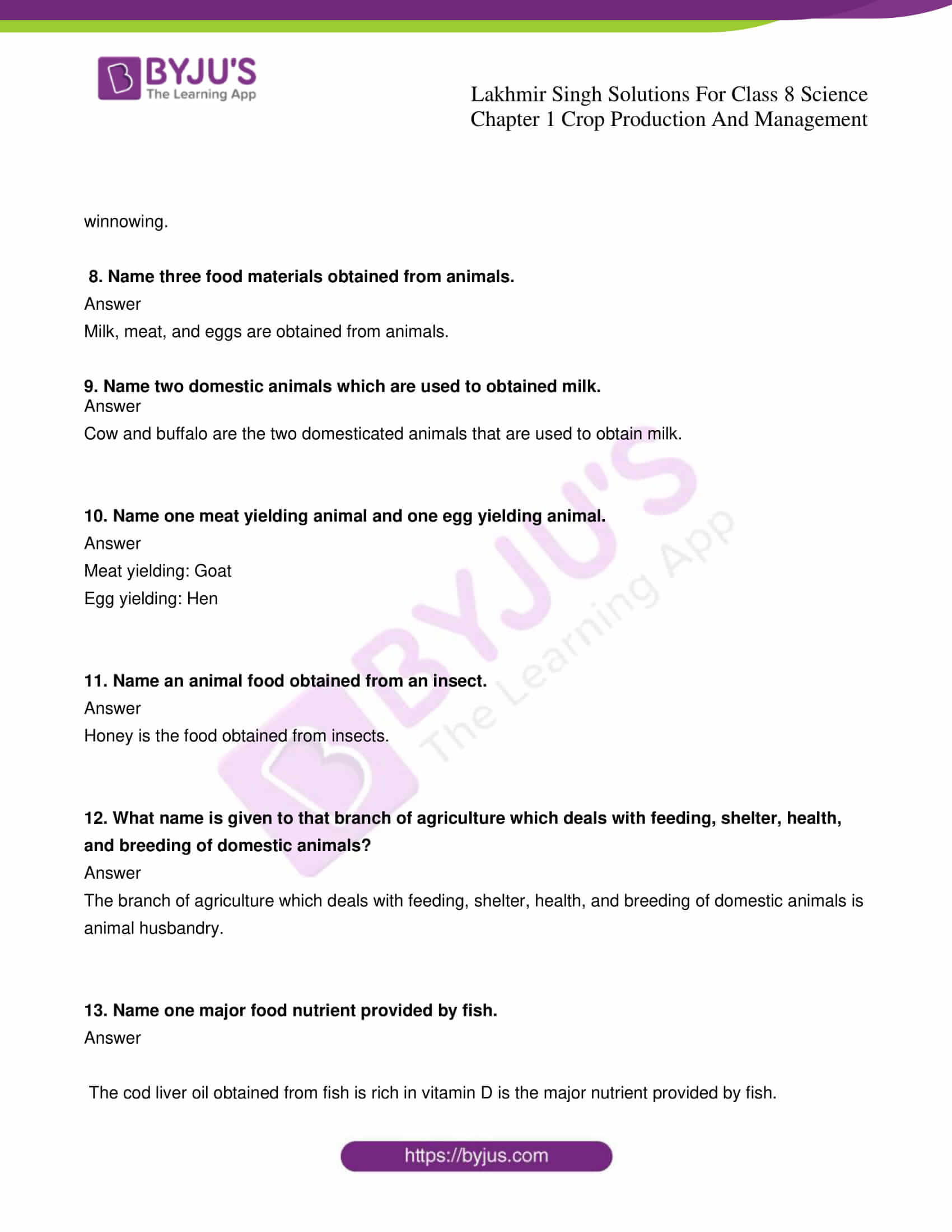 lakhmir singh solutions for class 8 science chapter 1 02