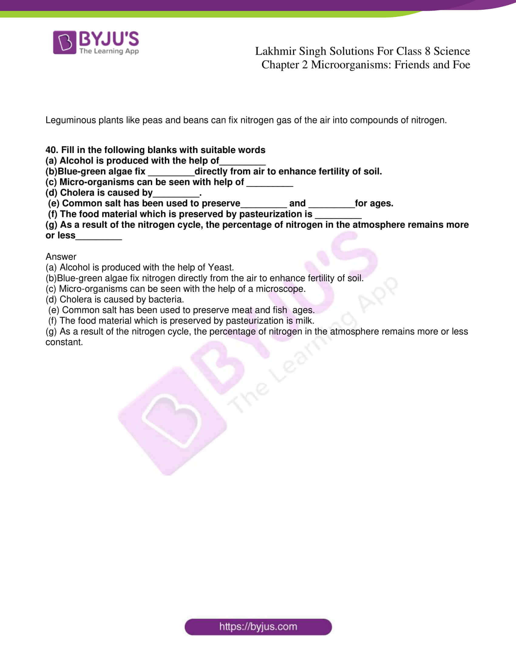lakhmir singh solutions for class 8 science chapter 2 7