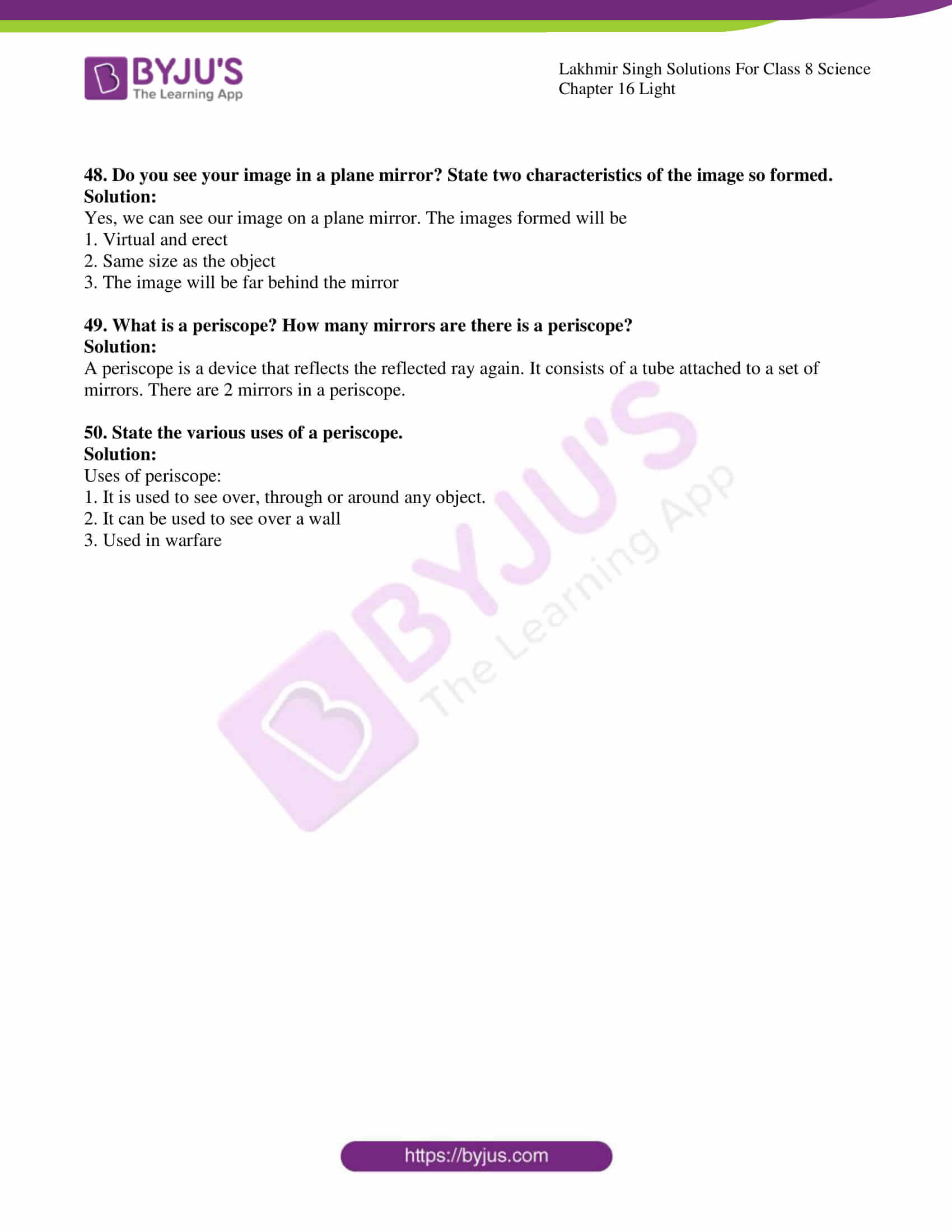 lakhmir singh solutions for class 8 science chapter 16 7