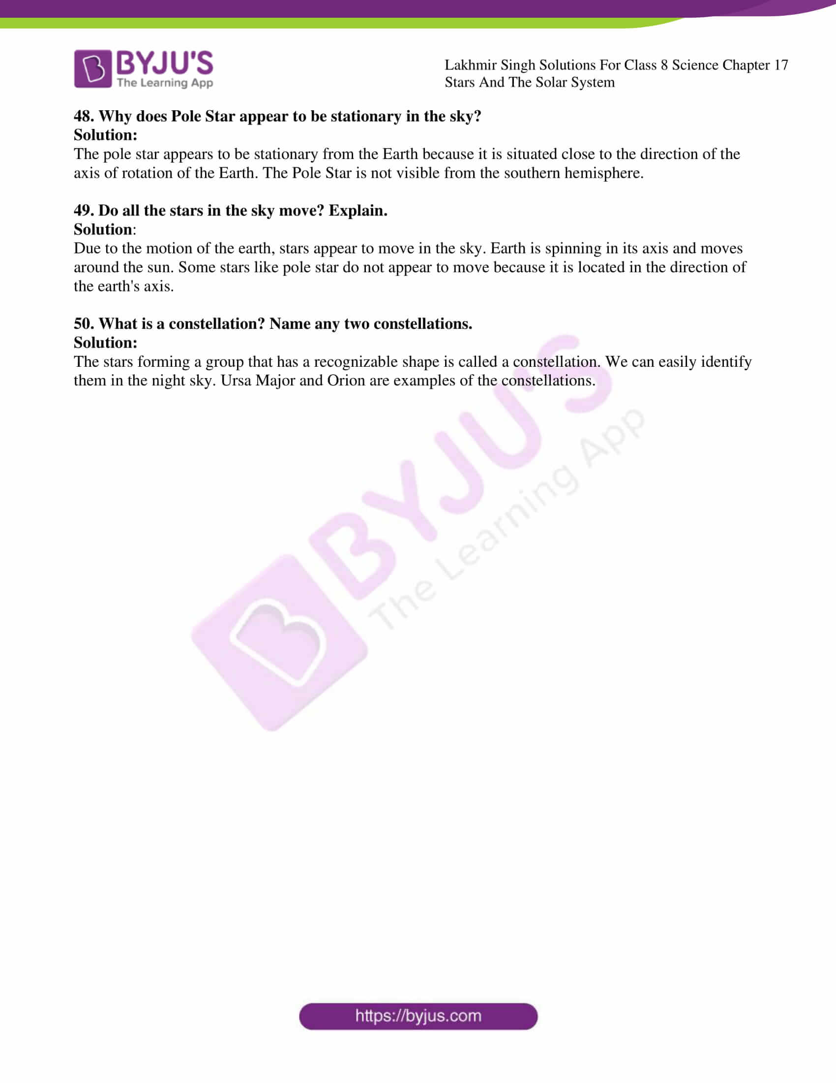 lakhmir singh solutions for class 8 science chapter 17 7