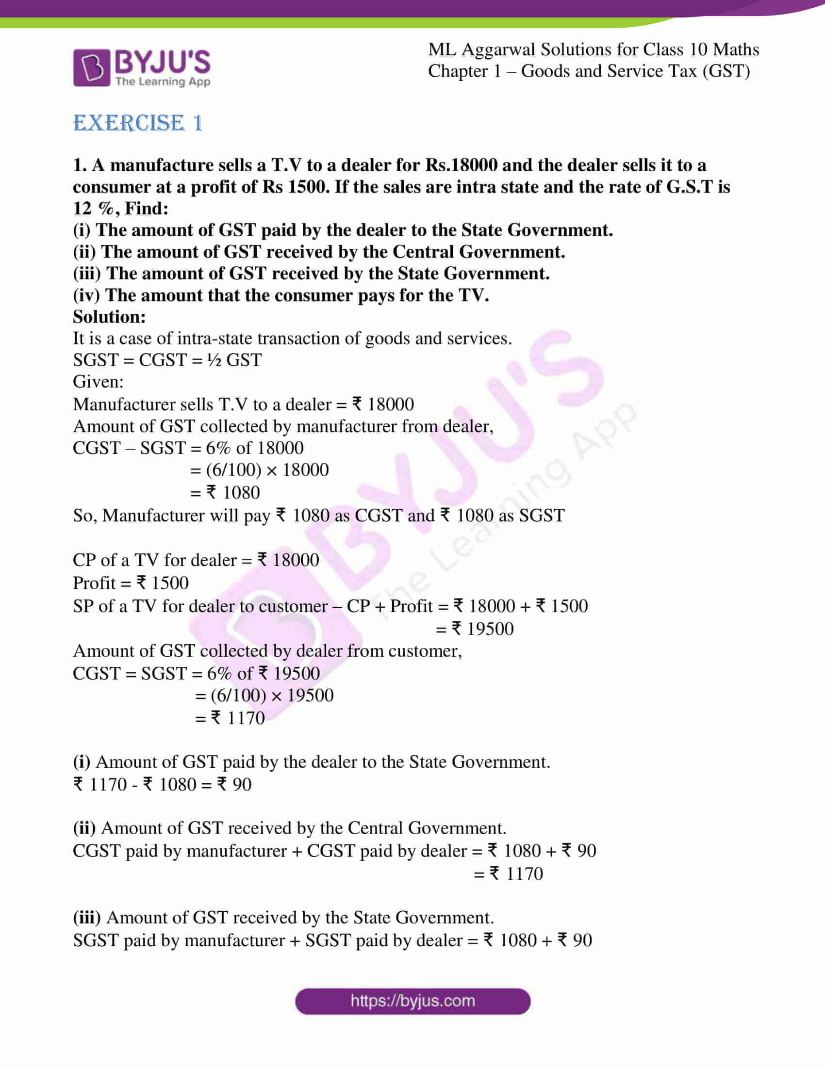 ml aggarwal solutions class 10 maths chapter 1 01
