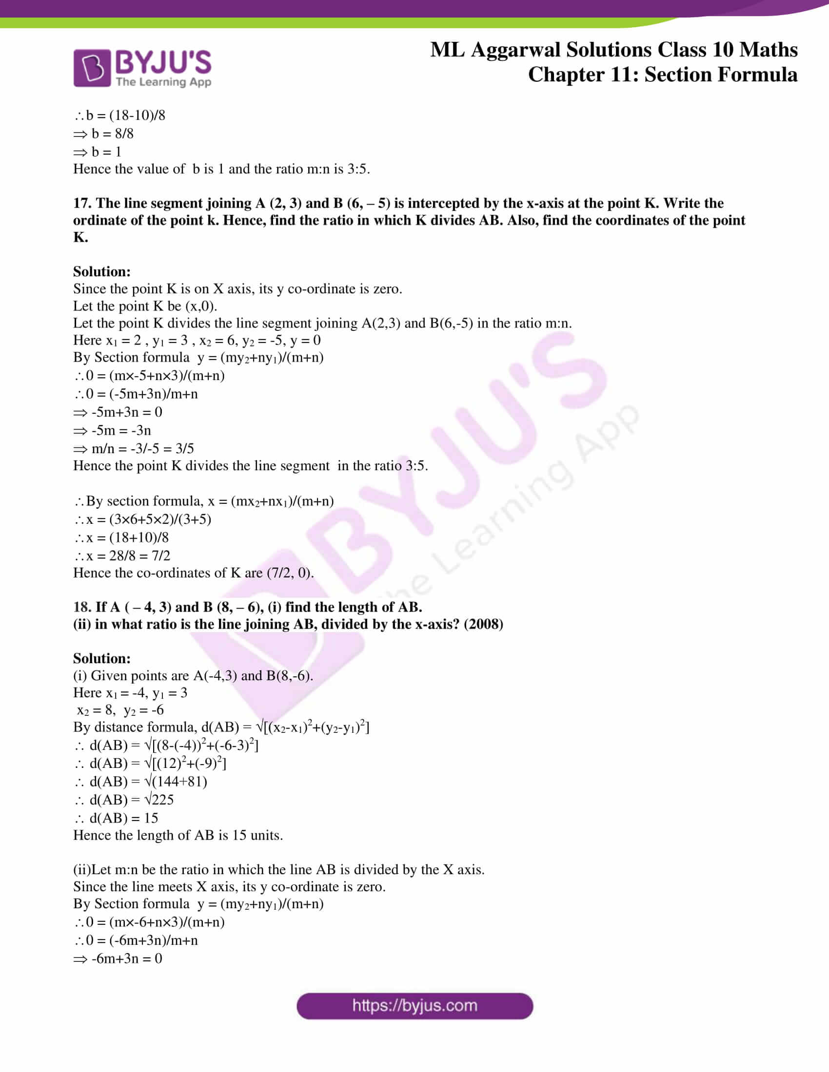 ml aggarwal solutions class 10 maths chapter 11 13