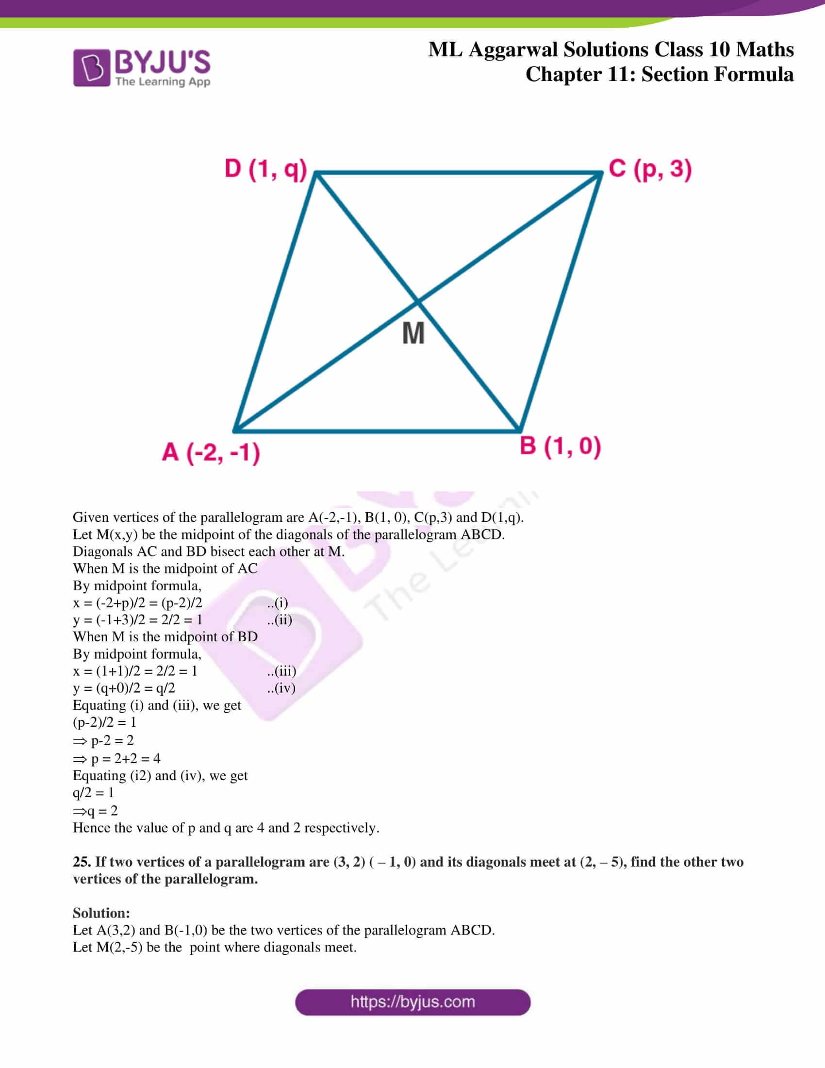 ml aggarwal solutions class 10 maths chapter 11 18