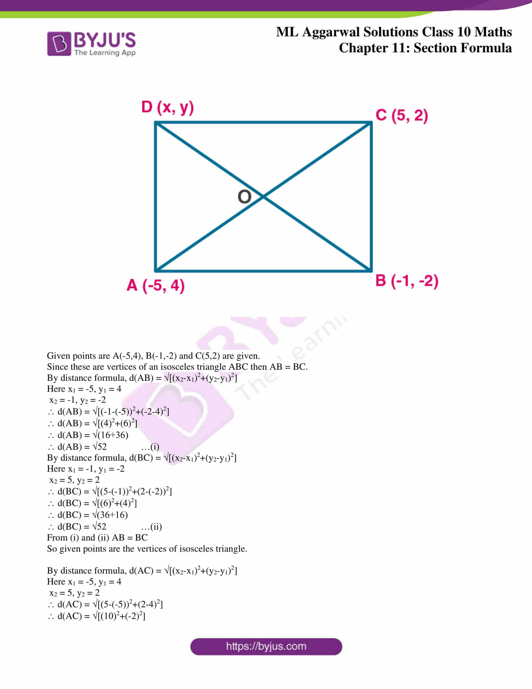 ml aggarwal solutions class 10 maths chapter 11 20