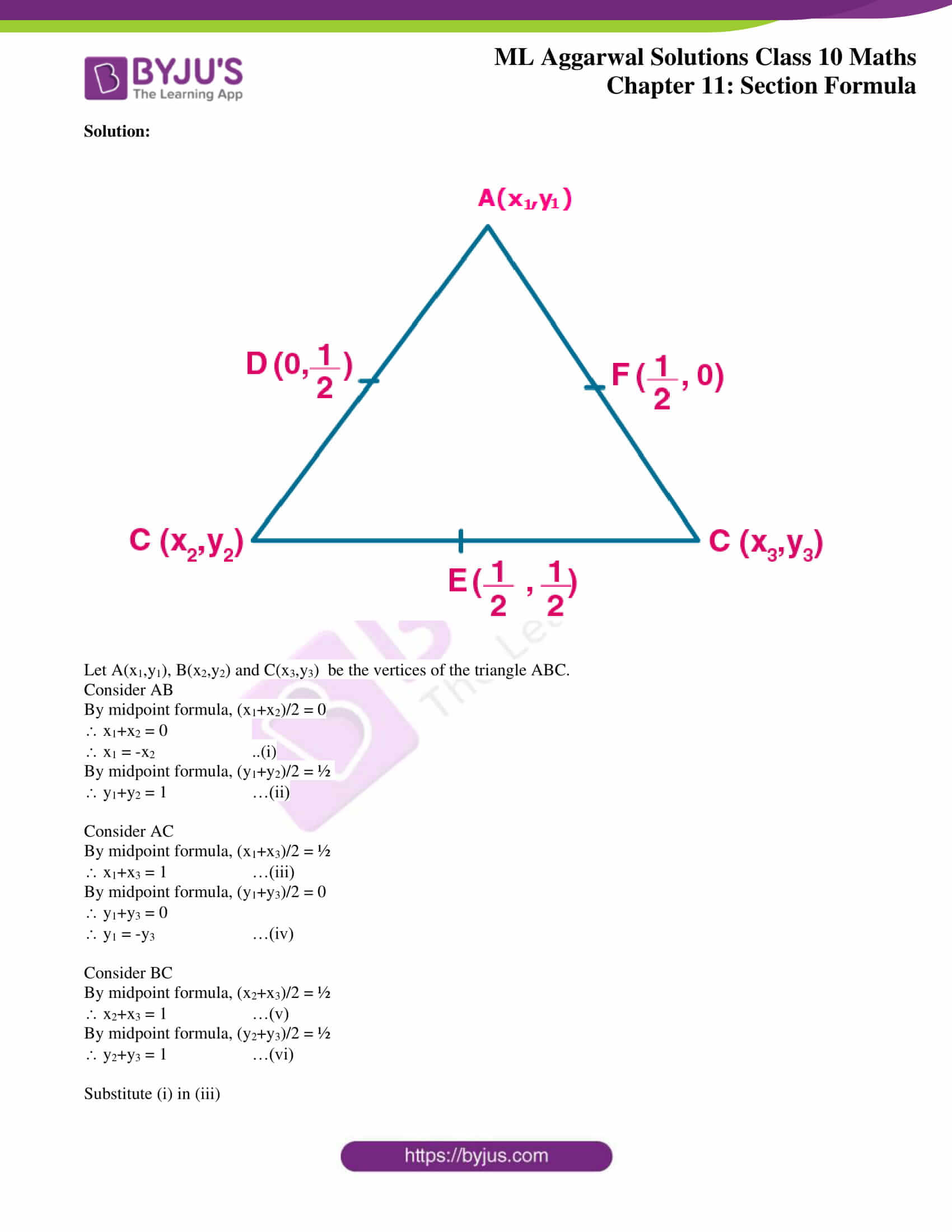 ml aggarwal solutions class 10 maths chapter 11 23