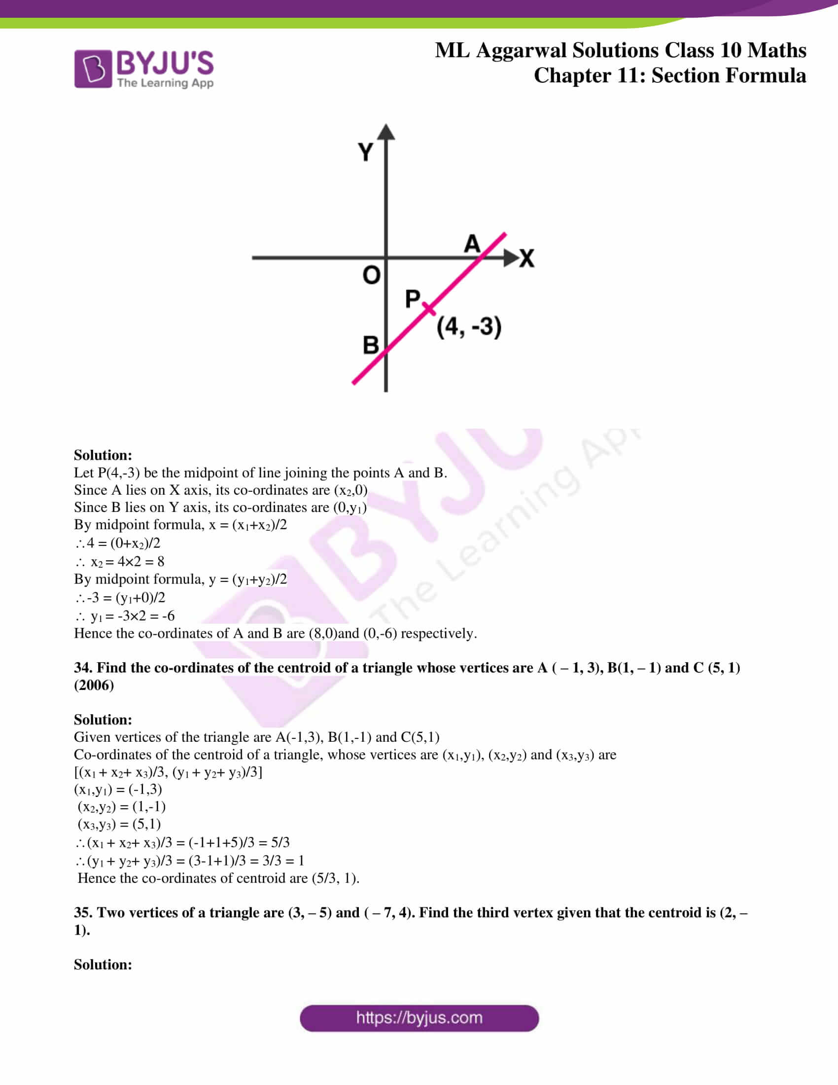 ml aggarwal solutions class 10 maths chapter 11 28