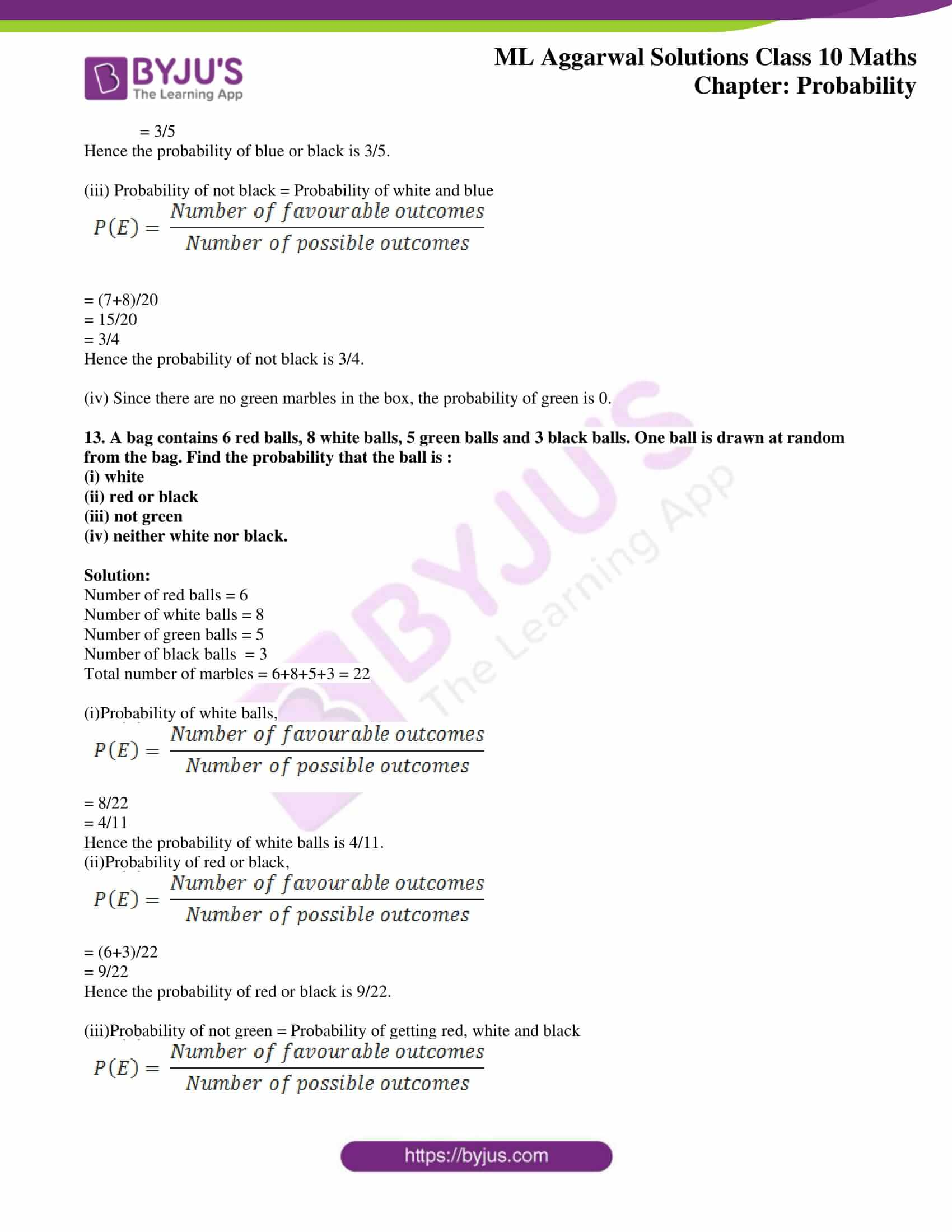ml aggarwal solutions class 10 maths chapter 22 06