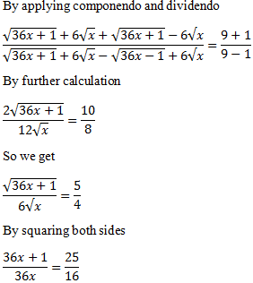 ML Aggarwal Solutions for Class 10 Chapter 7 Image 71
