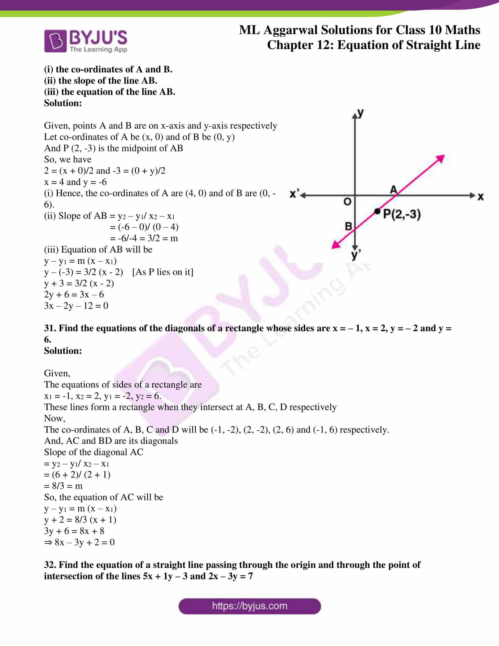 ml aggarwal solutions for class 10 maths chapter 12 13