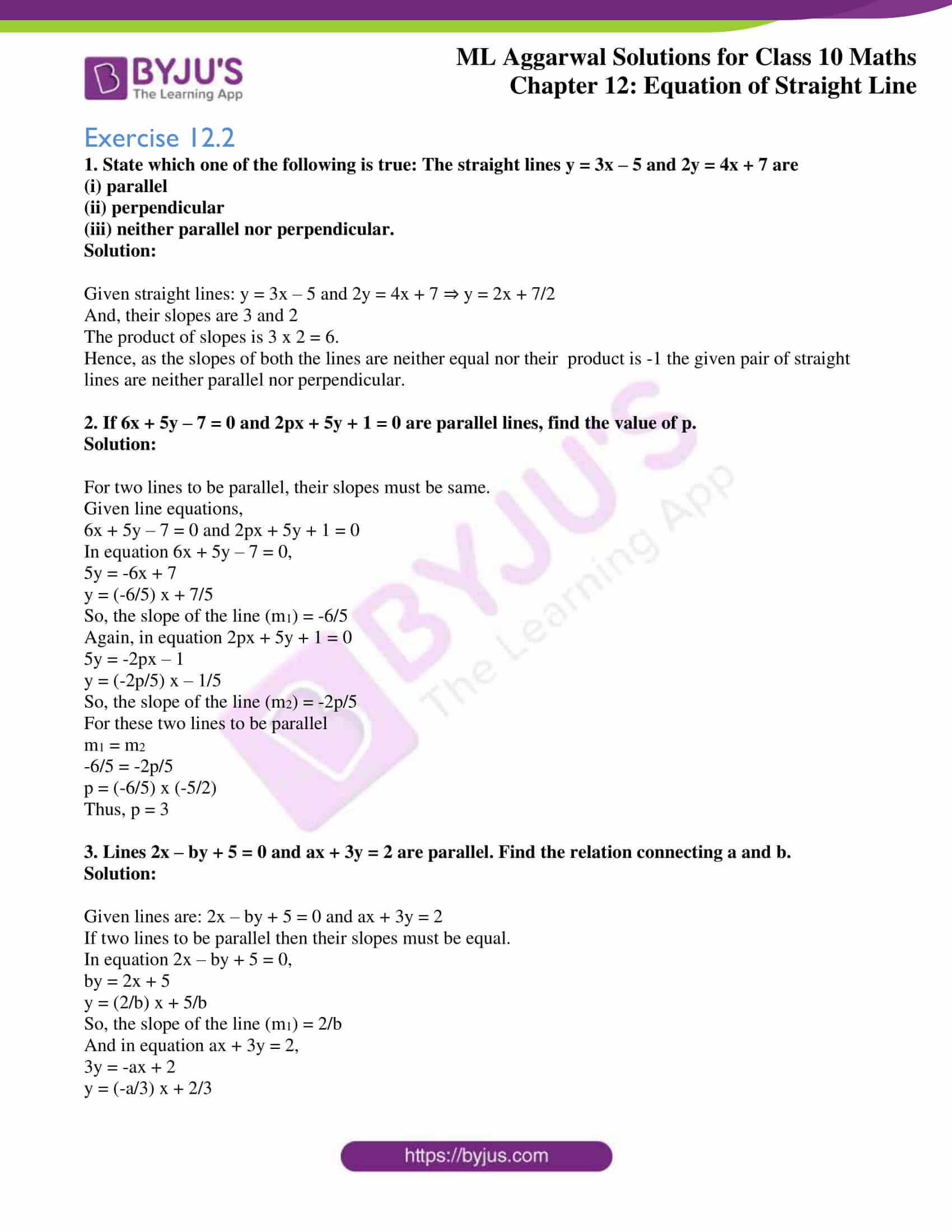 ml aggarwal solutions for class 10 maths chapter 12 15