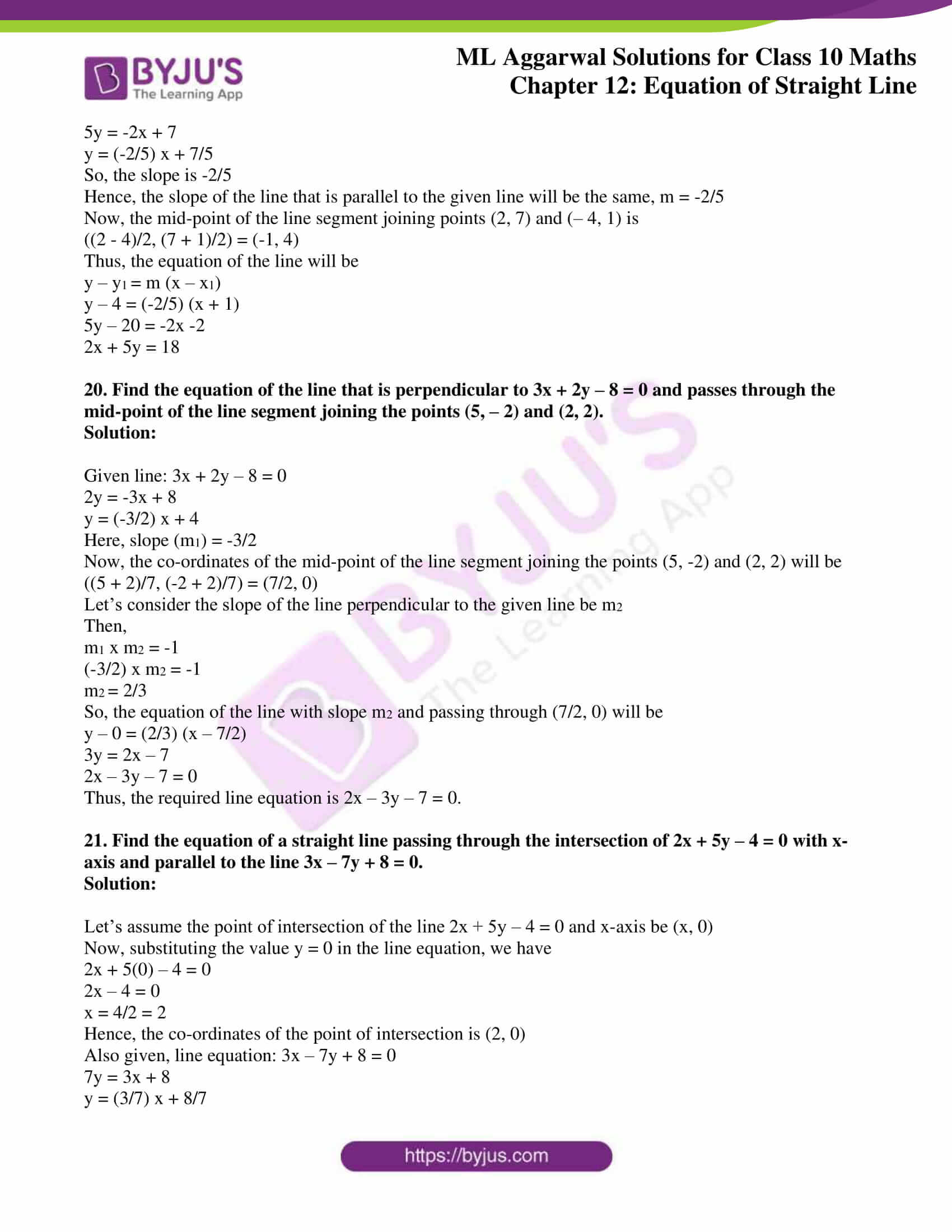 ml aggarwal solutions for class 10 maths chapter 12 23