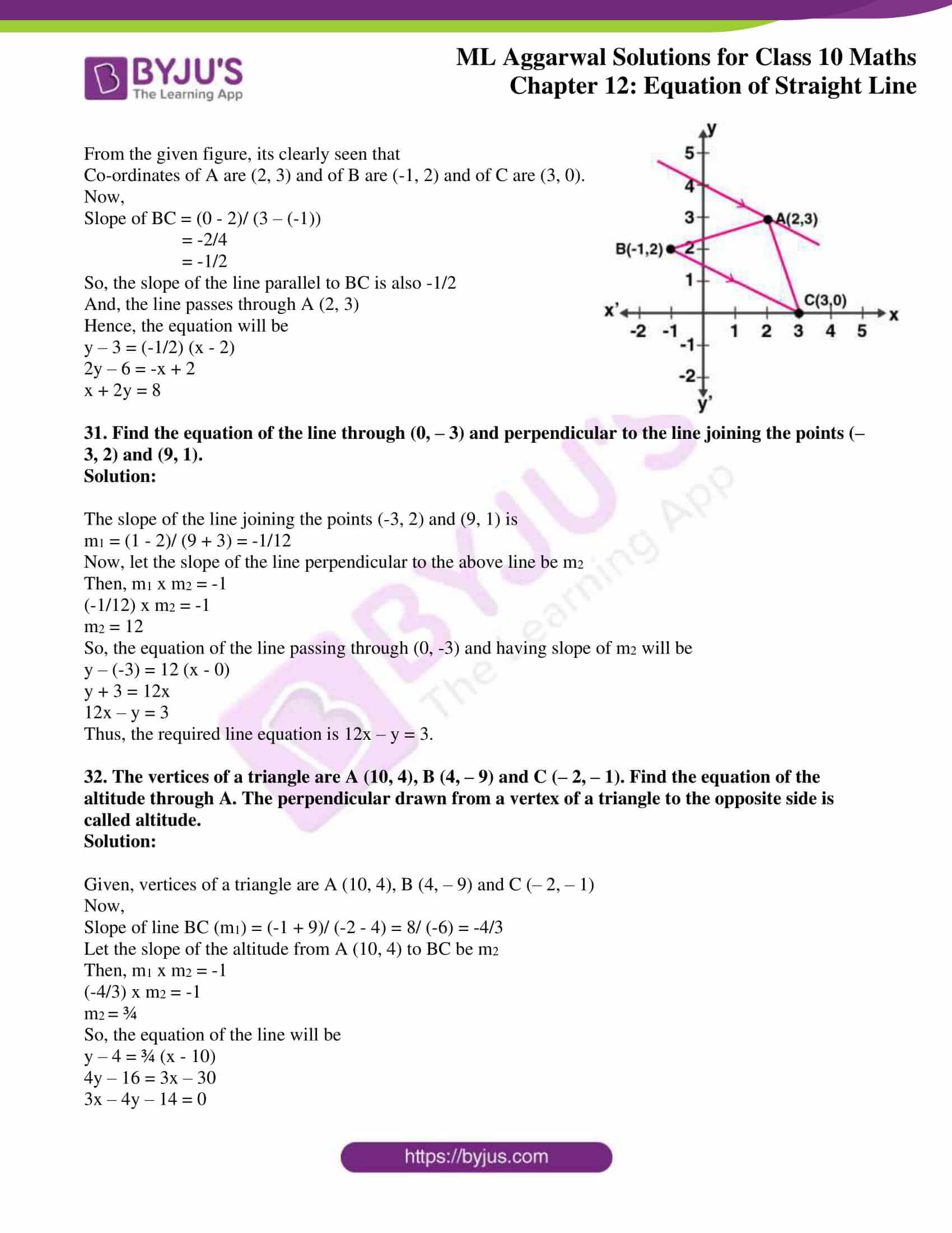 ml aggarwal solutions for class 10 maths chapter 12 28