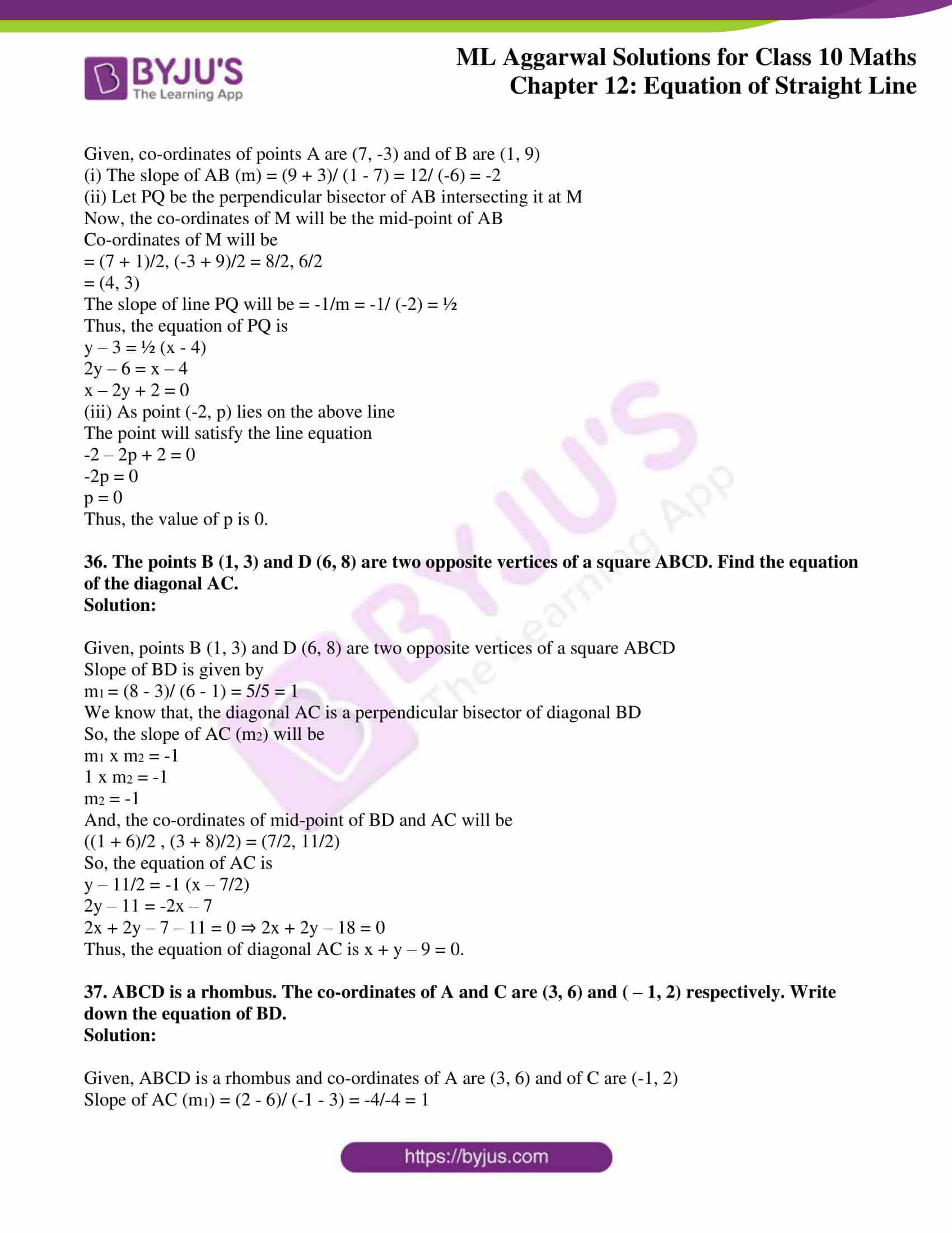 ml aggarwal solutions for class 10 maths chapter 12 30