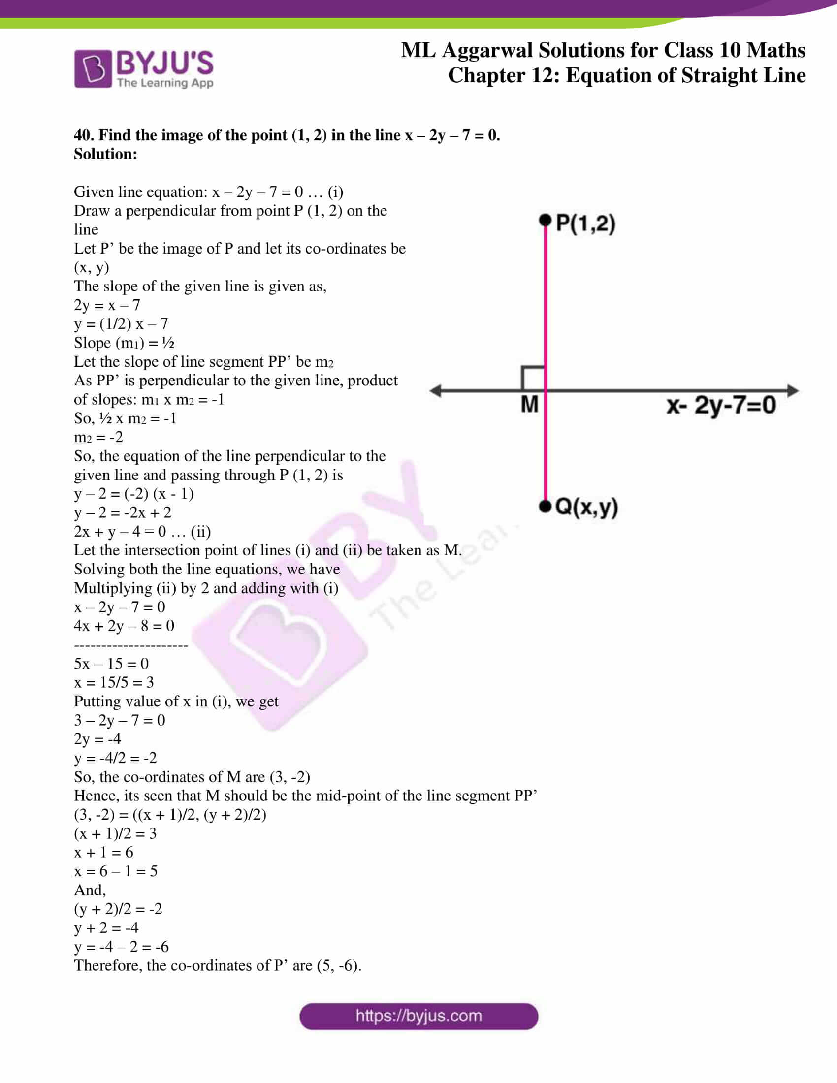 ml aggarwal solutions for class 10 maths chapter 12 33