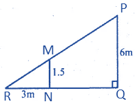 ML Aggarwal Solutions for Class 10 Maths Chapter 13 Similarity Image 31