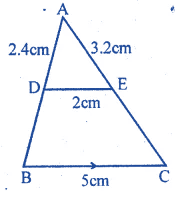 ML Aggarwal Solutions for Class 10 Maths Chapter 13 Similarity Image 73