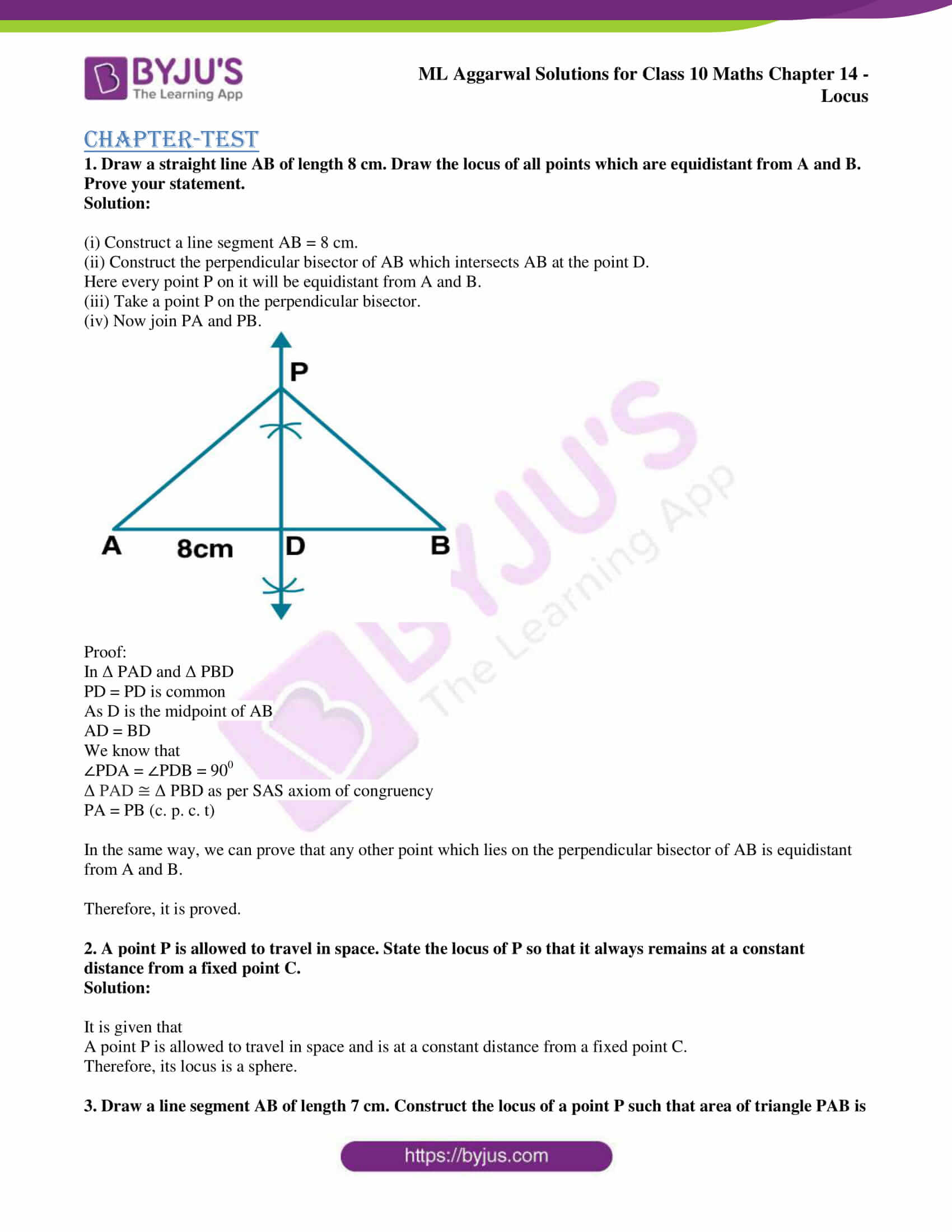 ml aggarwal solutions for class 10 maths chapter 14 19