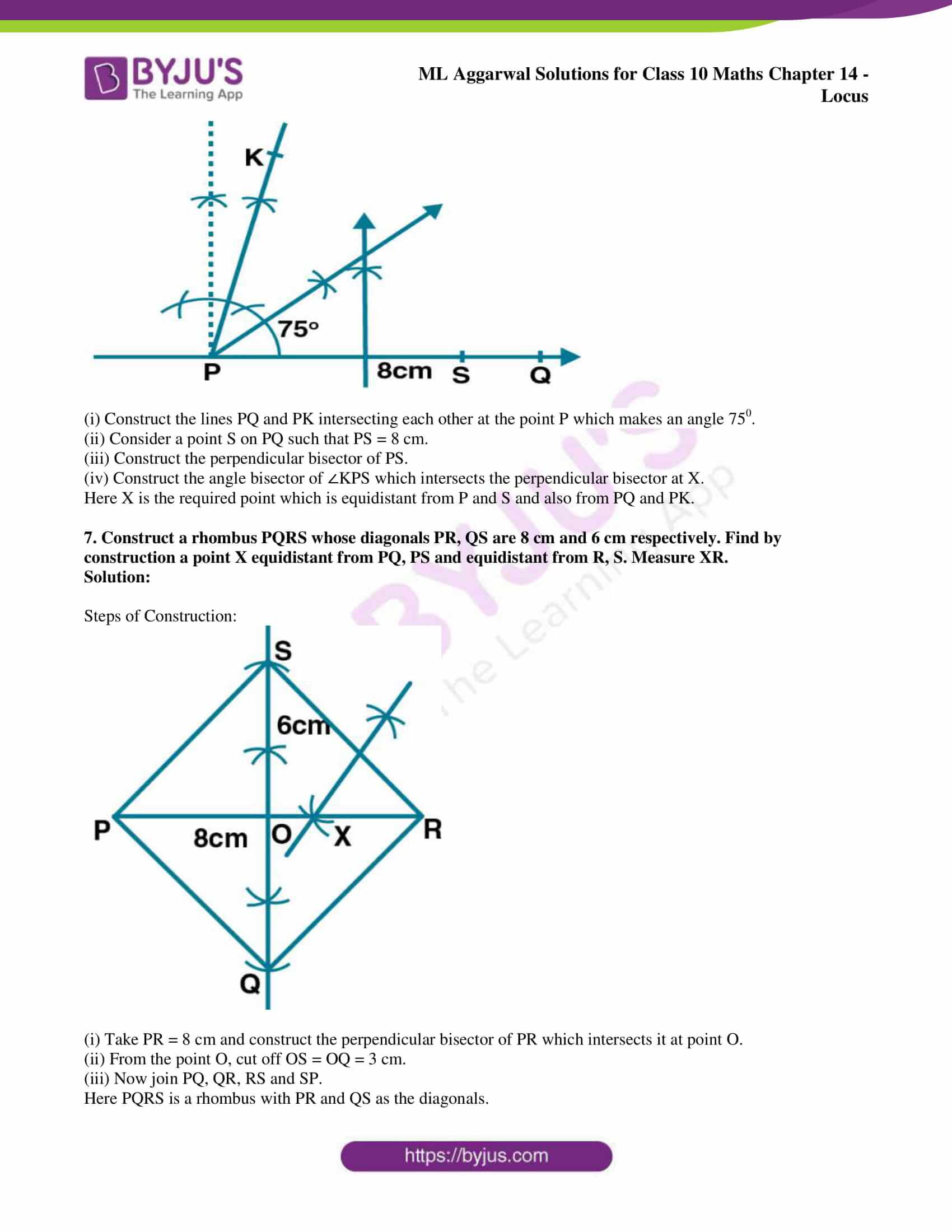 ml aggarwal solutions for class 10 maths chapter 14 22