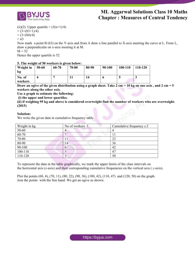 ml aggarwal solutions for class 10 maths chapter 21 measures 57