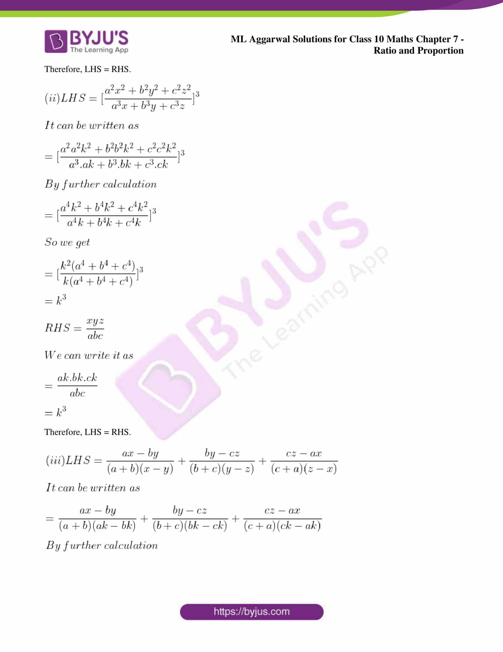 ml aggarwal solutions for class 10 maths chapter 7 24